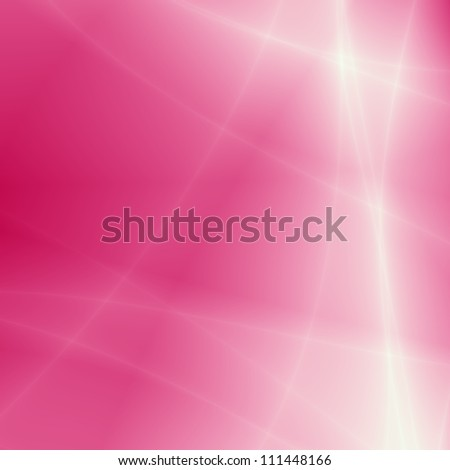 Red light valentine abstract background - stock photo