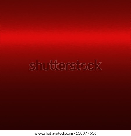 red metal texture may use as christmas background - stock photo