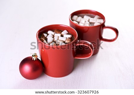 the comfort and warmth of a hot cocoa with marshmallows The pack contains mini marshmallows, plus each mug of hot cocoa is nutritious  enjoy the warmth of a delicious french-vanilla-flavored cappuccino in the comfort of.