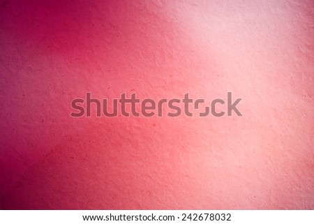 red  mulberry paper abstract background - stock photo