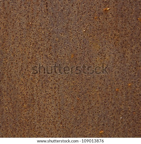 red oxid texture background - stock photo