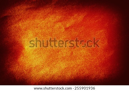 red page of paper texture or background - stock photo