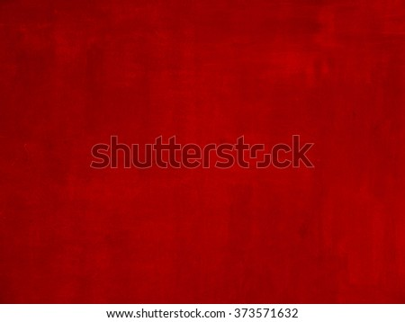 red paint wall texture - stock photo