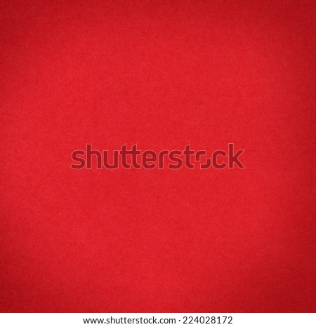 Red paper texture background - stock photo