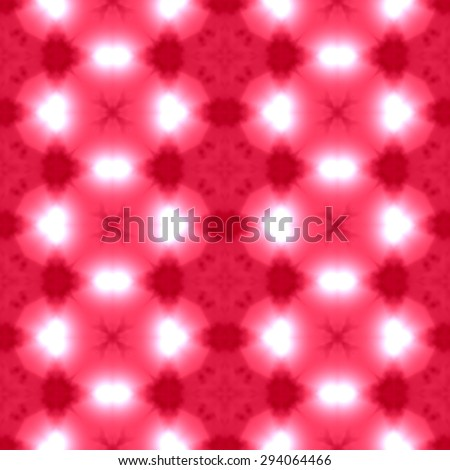 Red pink light rays background template, gentle red - stock photo