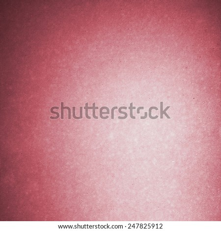 Red pink old paper background - stock photo