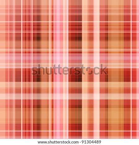 Red Pink Orange Colorful Fabric Material Background - stock photo