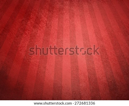 Red retro background. Vintage background. Abstract background. Radial sunburst design element. Striped pattern background. - stock photo