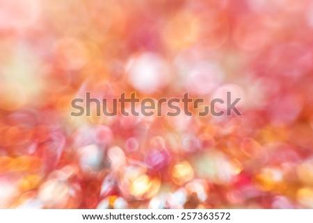 red ruby gemstone close up bokeh - stock photo