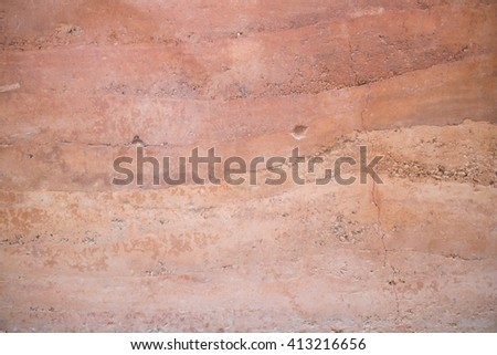 red soil wall background wallpaper.