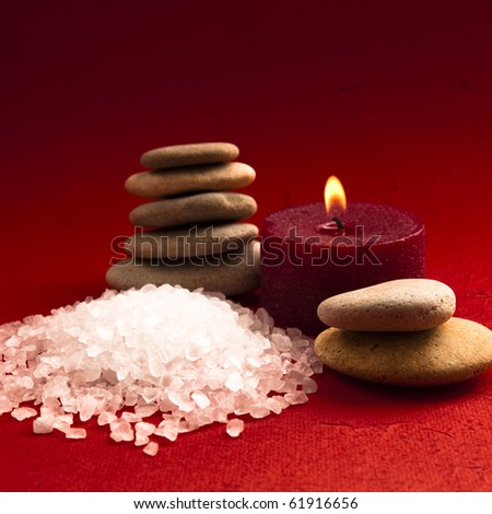 Red Spa - stock photo