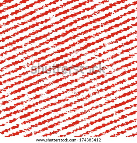 Red Striped Texture for your desugn.  - stock photo