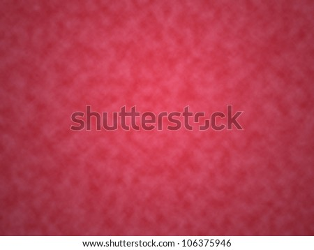 Red studio background - stock photo