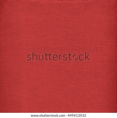 red synthetic fabric texture.