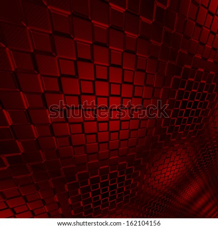 red texture background  - stock photo