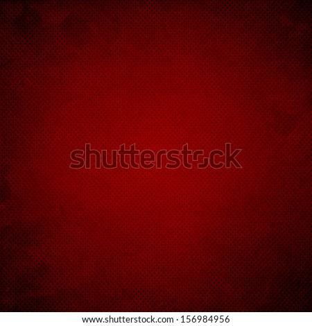 Red textured cloth as a background