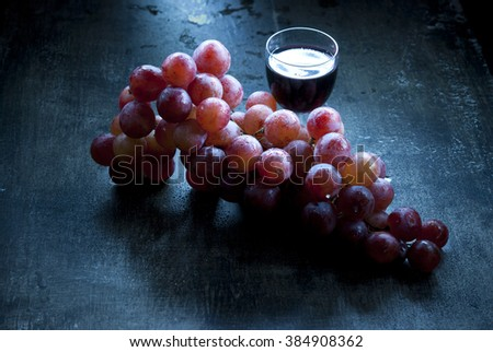 red vine - stock photo