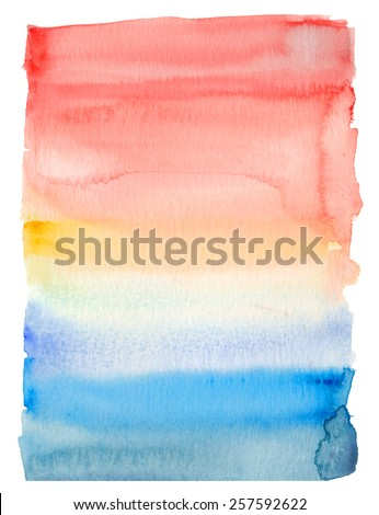 Blue ombre background 2017