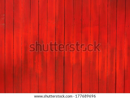 red wood texture background - stock photo