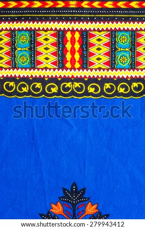 redskin, red man, Red Indian. fabric texture. tissue, textile, cloth,  material,  - stock photo