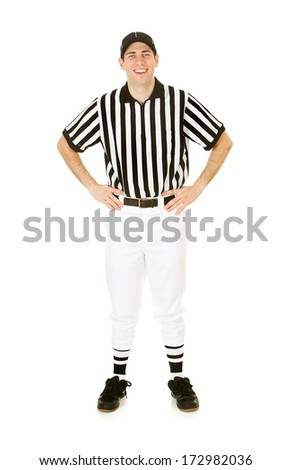 Referee football official signals a touchdown stock photo image - Ref Stock Images Royalty Free Images Amp Vectors Shutterstock