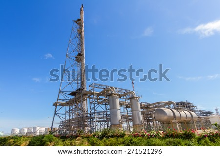 Refining the sky during the day. - stock photo