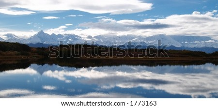 Reflection Pond, Denali National Park