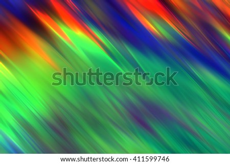 Reflective Colorful Abstract Background