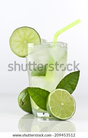 Refreshing Tropical Lemonade