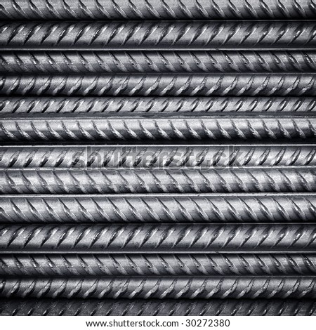 reinforcing bar background