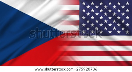 relationship between czech republic and usa
