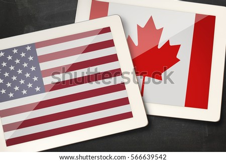 canada and usa relationship with colombia