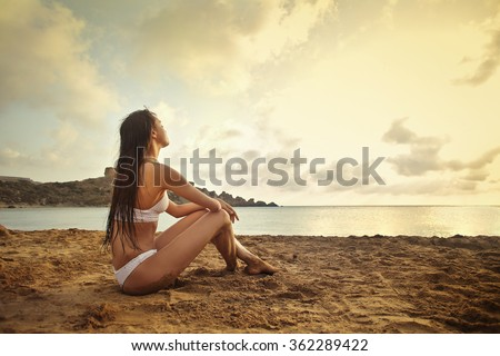 Relax at the beach