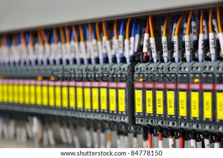 relay - stock photo