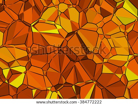 relief crystal background texture - stock photo