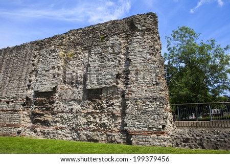 Roman Wall Stock Photos, Royalty-Free Images & Vectors - Shutterstock