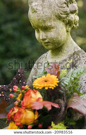 remembrance - stock photo