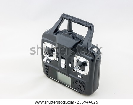 Remote control (RC) - stock photo