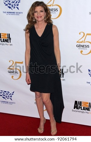 Rene Russo at the 25th Annual Genesis Awards, Century Plaza Hotel, Century City, CA. 03-19-11
