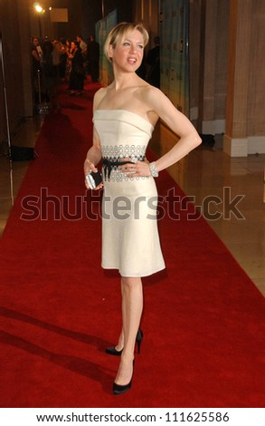 Renee Zellweger at the 2007 Crystal and Lucy Awards. Beverly Hilton Hotel, Beverly Hills, CA. 06-14-07