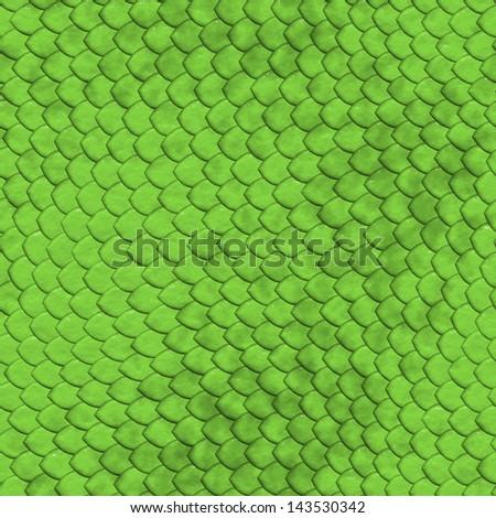 Reptile texture. Illustration. Seamless. - stock photo