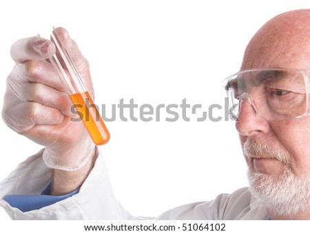 Research scientist - stock photo