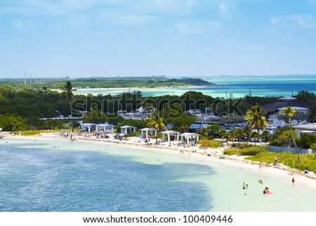 Resort - stock photo