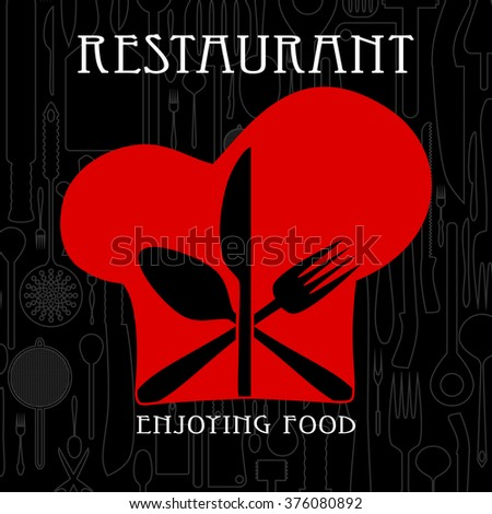 Restaurant and gastronomy - stock photo