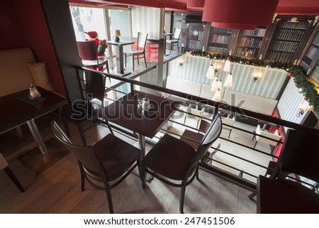 restaurant  cafe interior