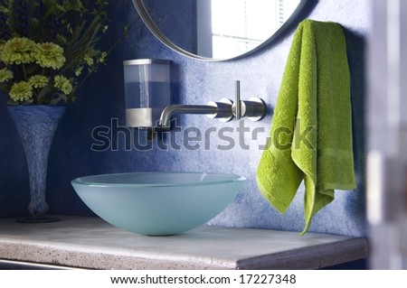 Restroom - stock photo