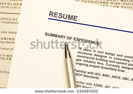 resume or curriculum vitae converza co