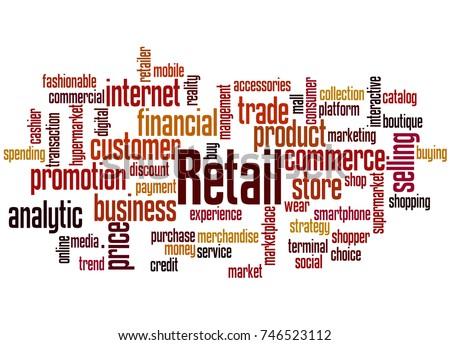 retail word