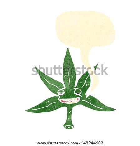 Marijuana Leaf Cartoon Stock Vector 66201595 - Shutterstock