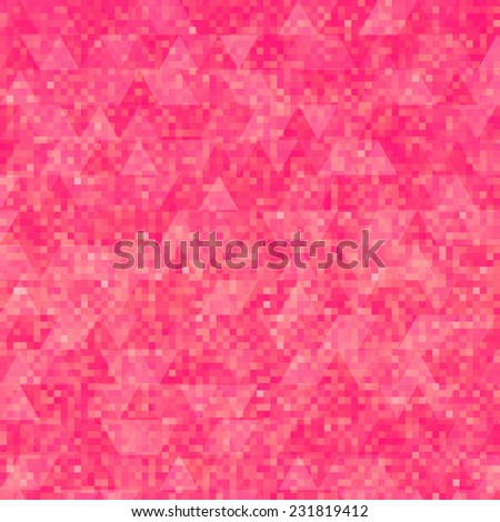 retro colorful background - stock photo